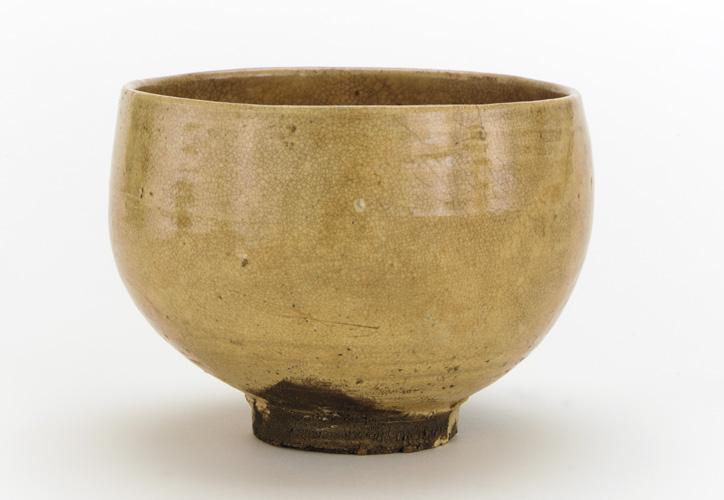 Hagi_ware_Japanese_tea_bowl2C_18th-19th_century2C_Freer_Gallery_of_Art