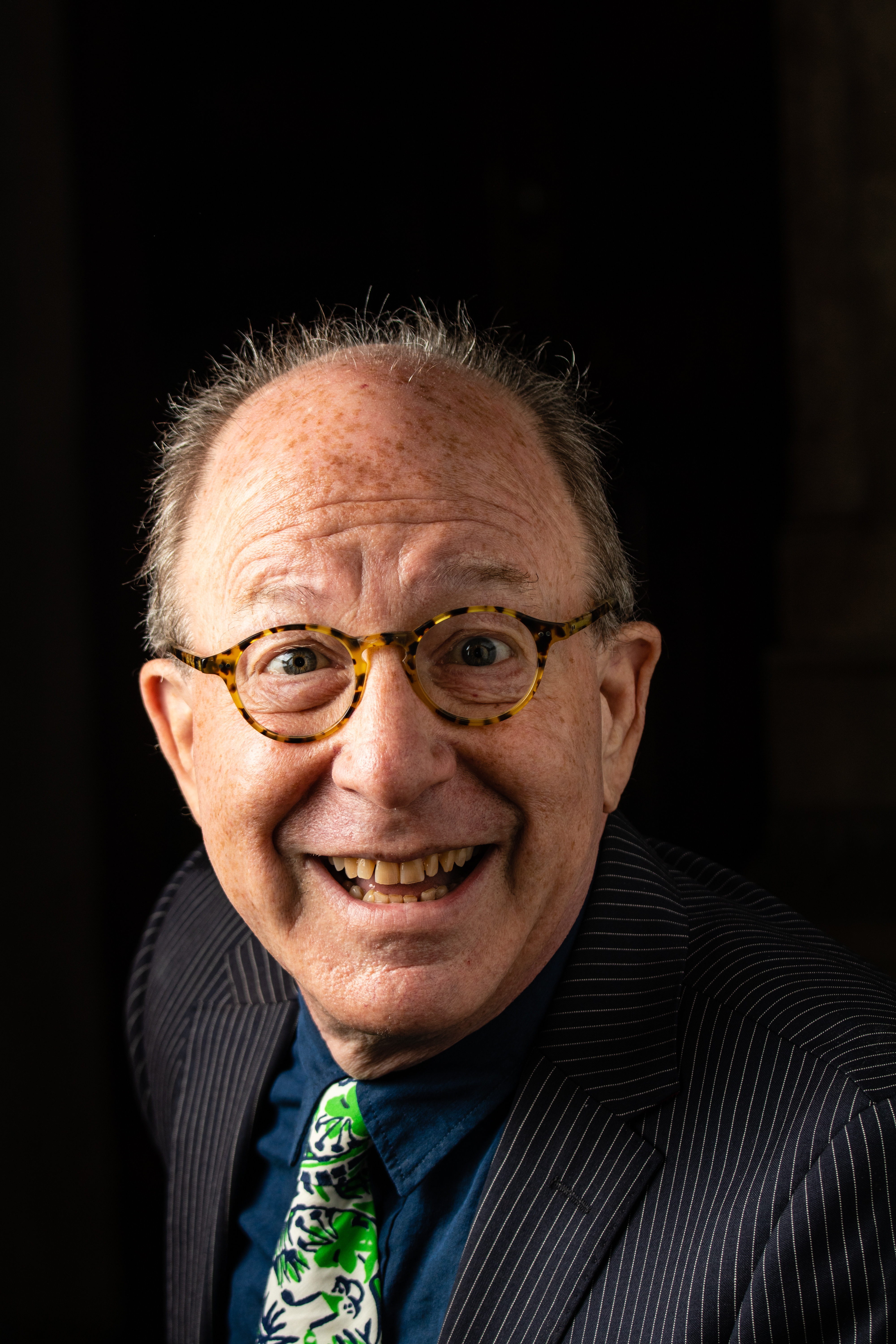 Jerry Saltz (f. 1951). Foto: Fuzheado via Creative Commons.